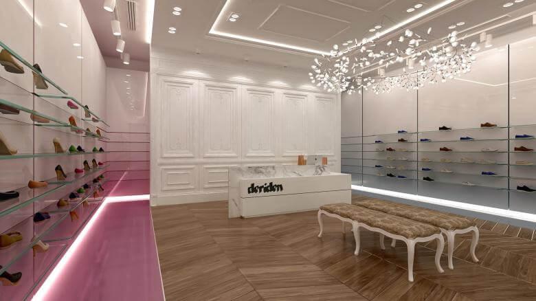 2017 Deriden Concept Retail