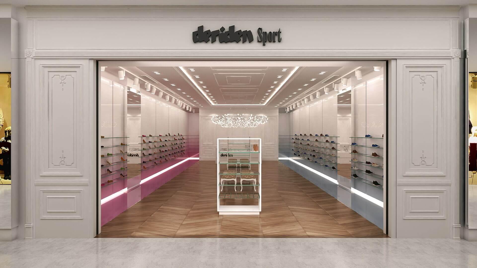 2018 Deriden Concept Retail