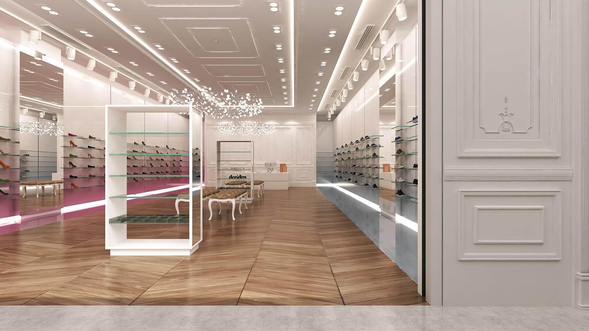 retail design 2020 Deriden Concept Retail