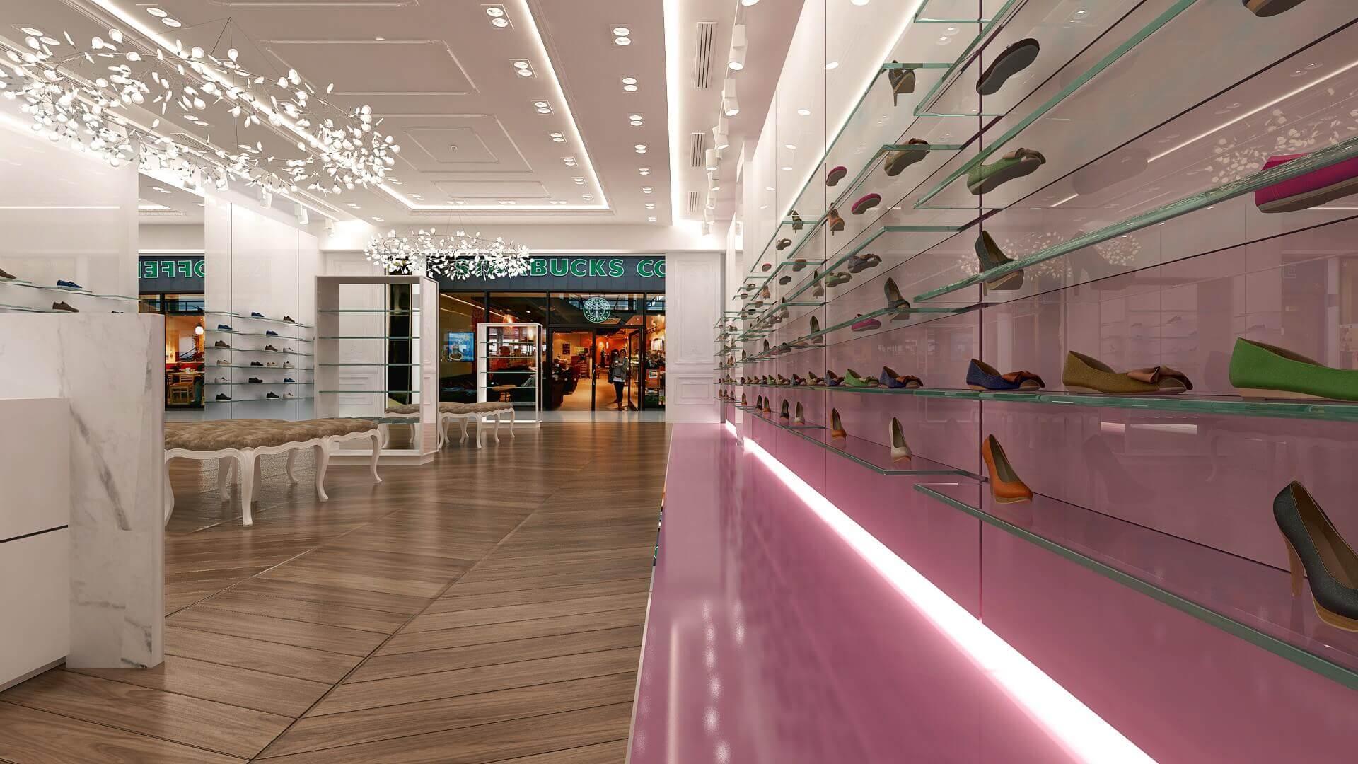 Shop design 2021 Deriden Concept Retail