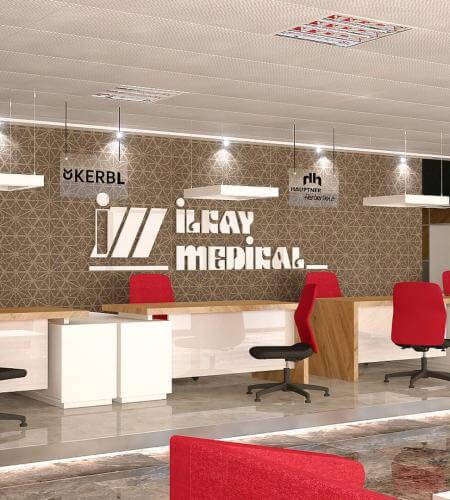 shop design 2022 Ilkay Medical Shop