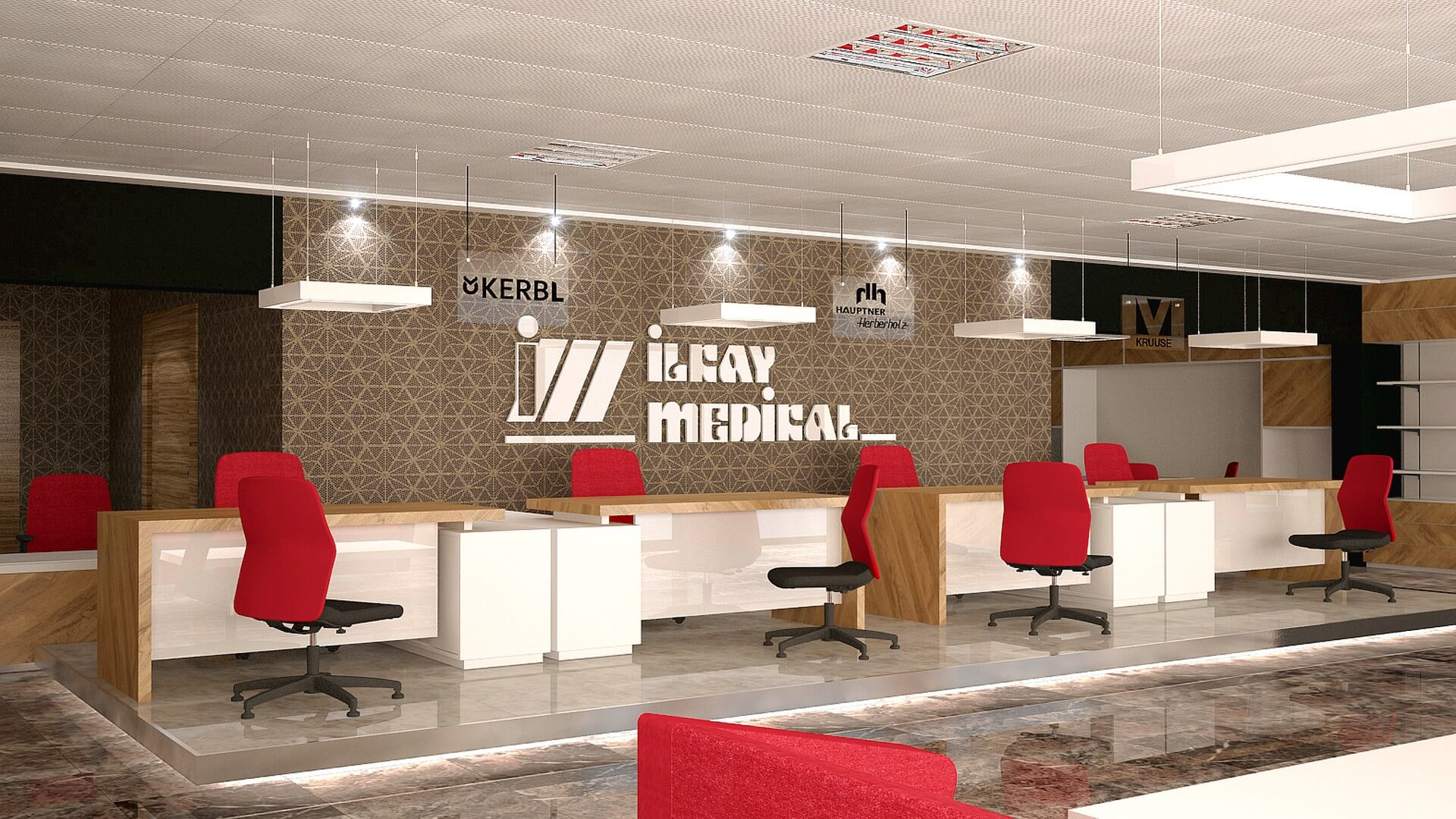 Retail Shop Design Interior Architecture Ilkay Medical Shop