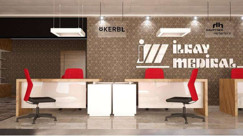 ATB İş Merkezi 2023 Ilkay Medical Shop Retail