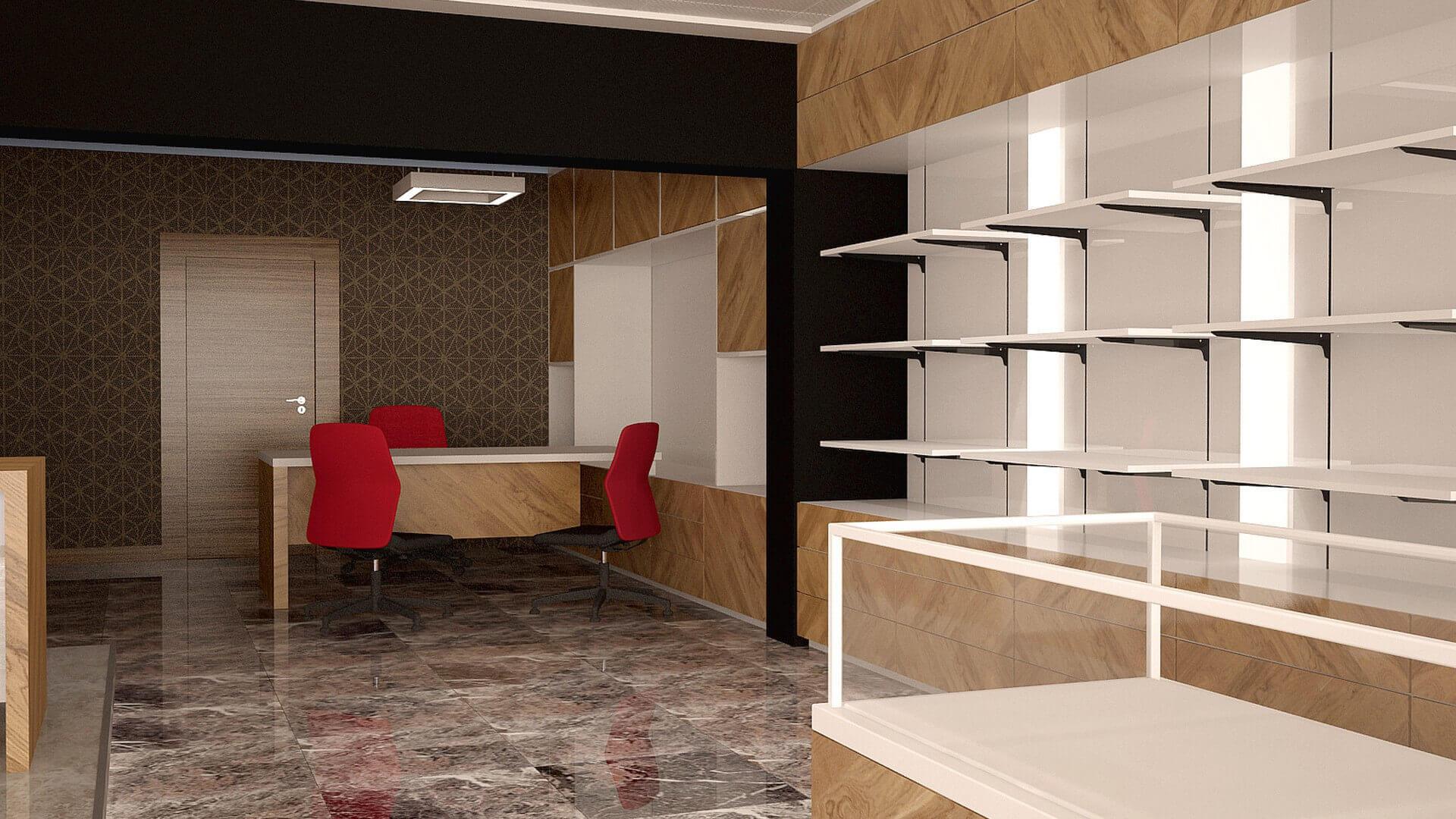 ATB İş Merkezi 2027 Ilkay Medical Shop Retail
