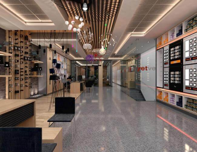 Yetven Electric / Ostim Retail