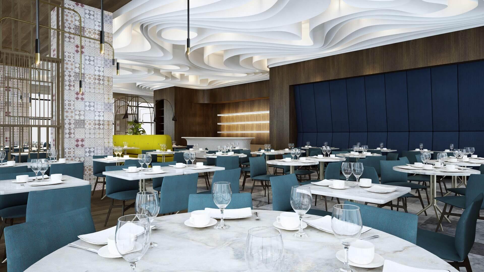 restaurant design 2056 Tiflis Steakhouse Restaurants