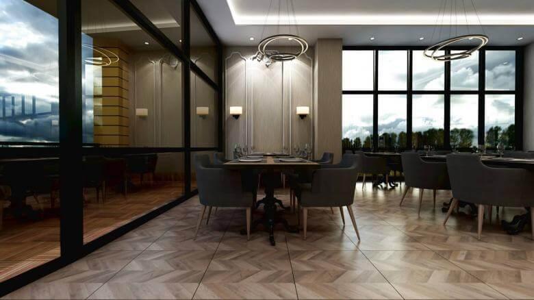 restaurant interior design 2062 Otonomi Restaurant Restaurants