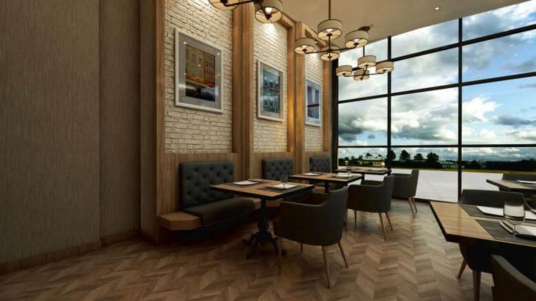 restaurant interior design 2063 Otonomi Restaurant Restaurants