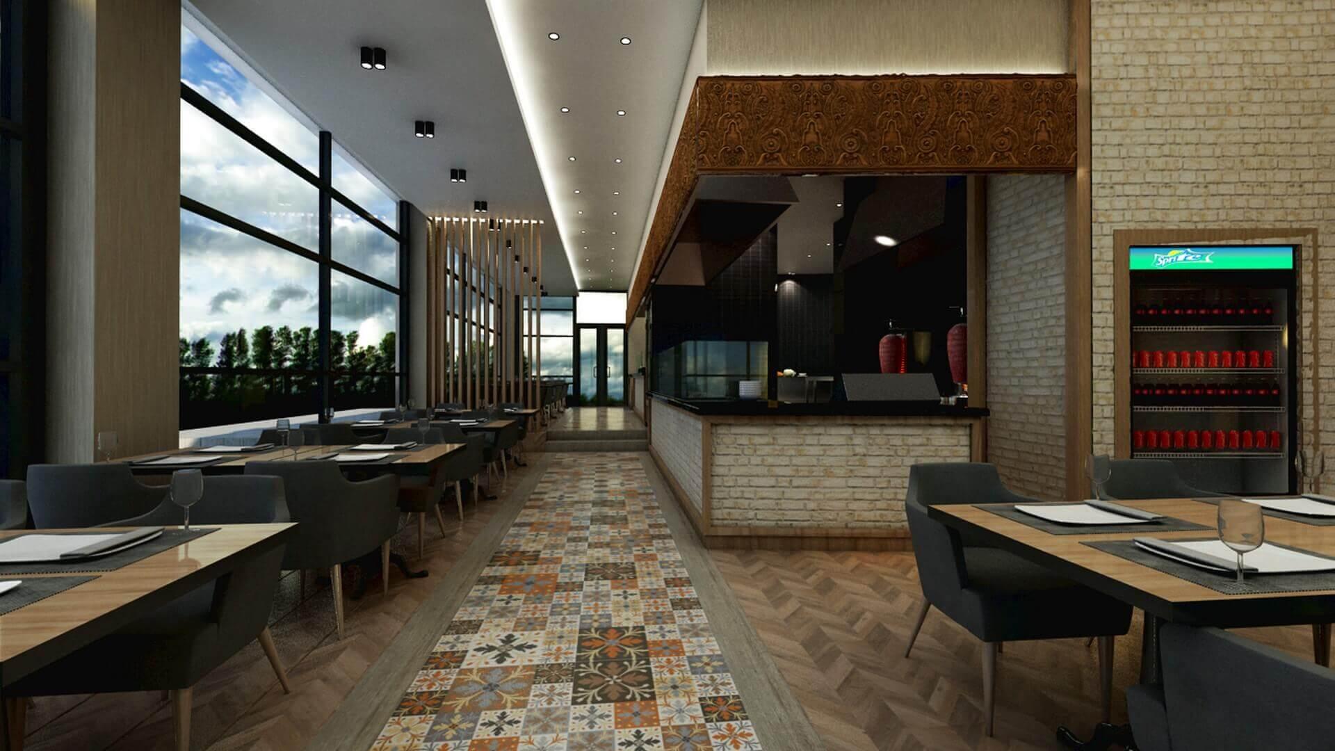 restaurant interior 2065 Otonomi Restaurant Restaurants