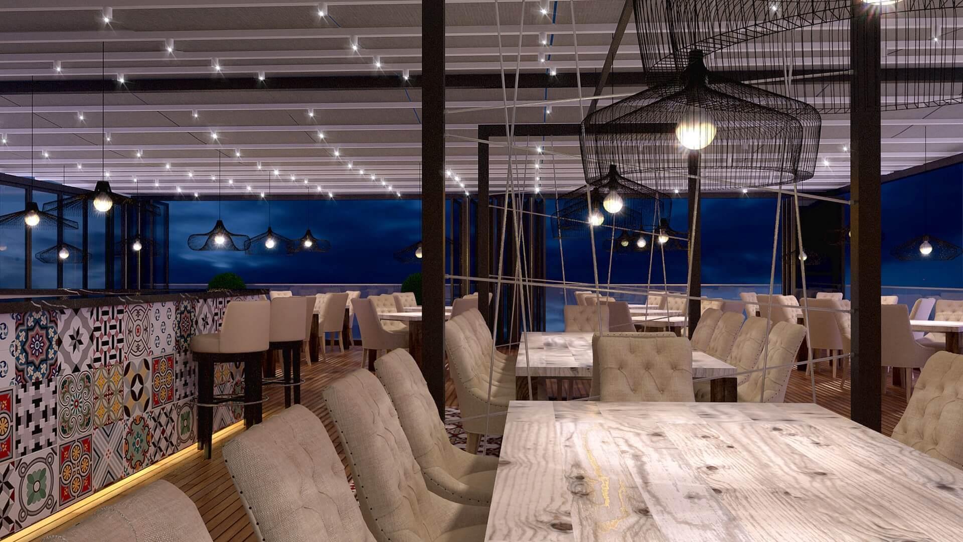 restaurant interior design 2097 Iskenderun Restaurant Restaurants
