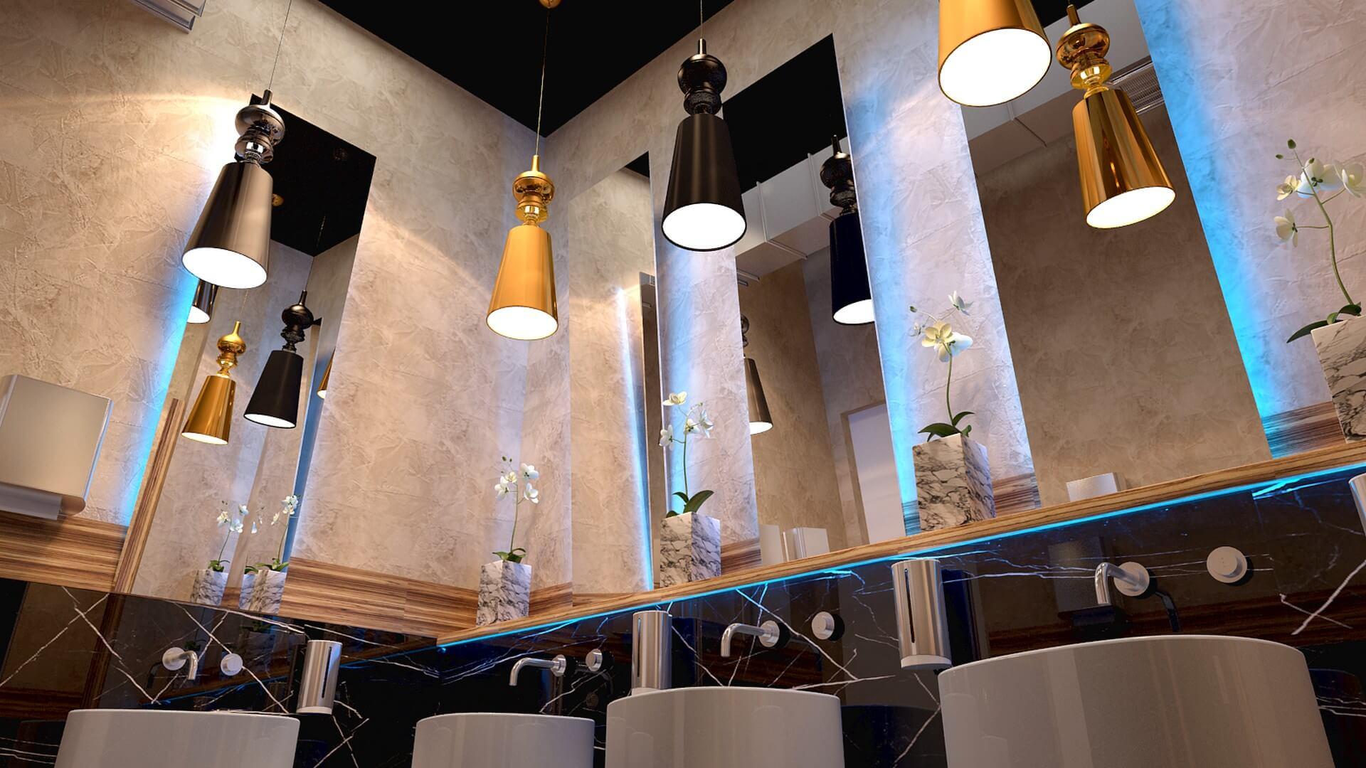 Restaurant interior design Iskenderun Restaurant