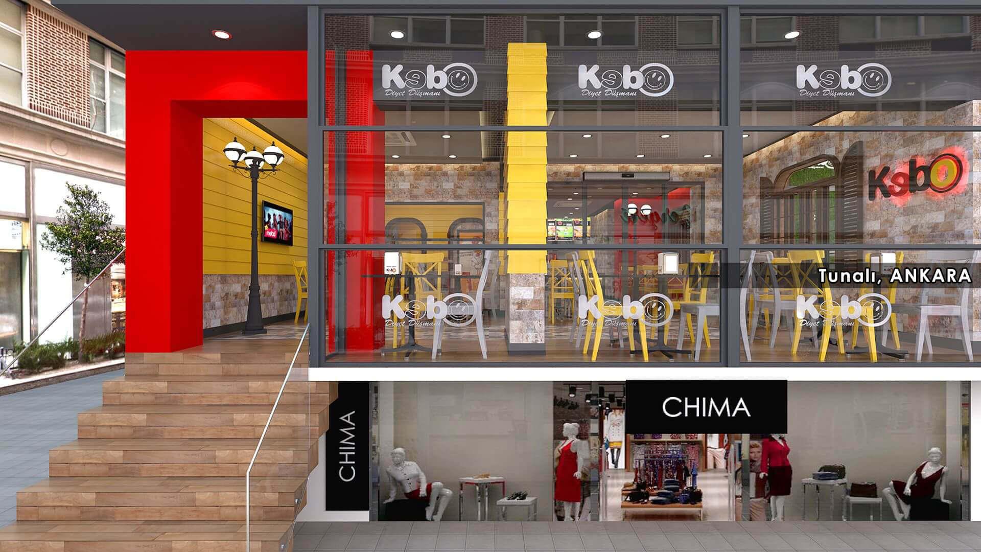 Restaurant design 2111 Kebo 2016 Restaurants