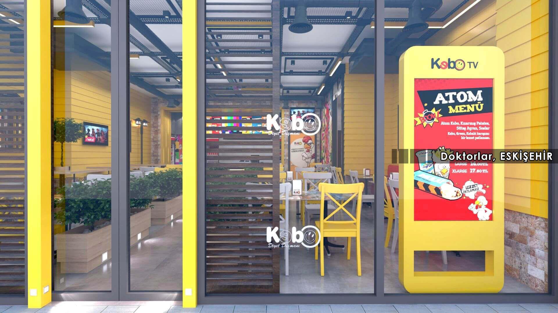 Restaurant design 2121 Kebo 2018 Restaurants