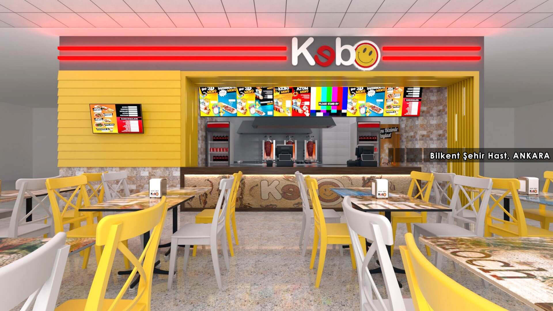 restaurant interior design 2127 Kebo 2018 Restaurants