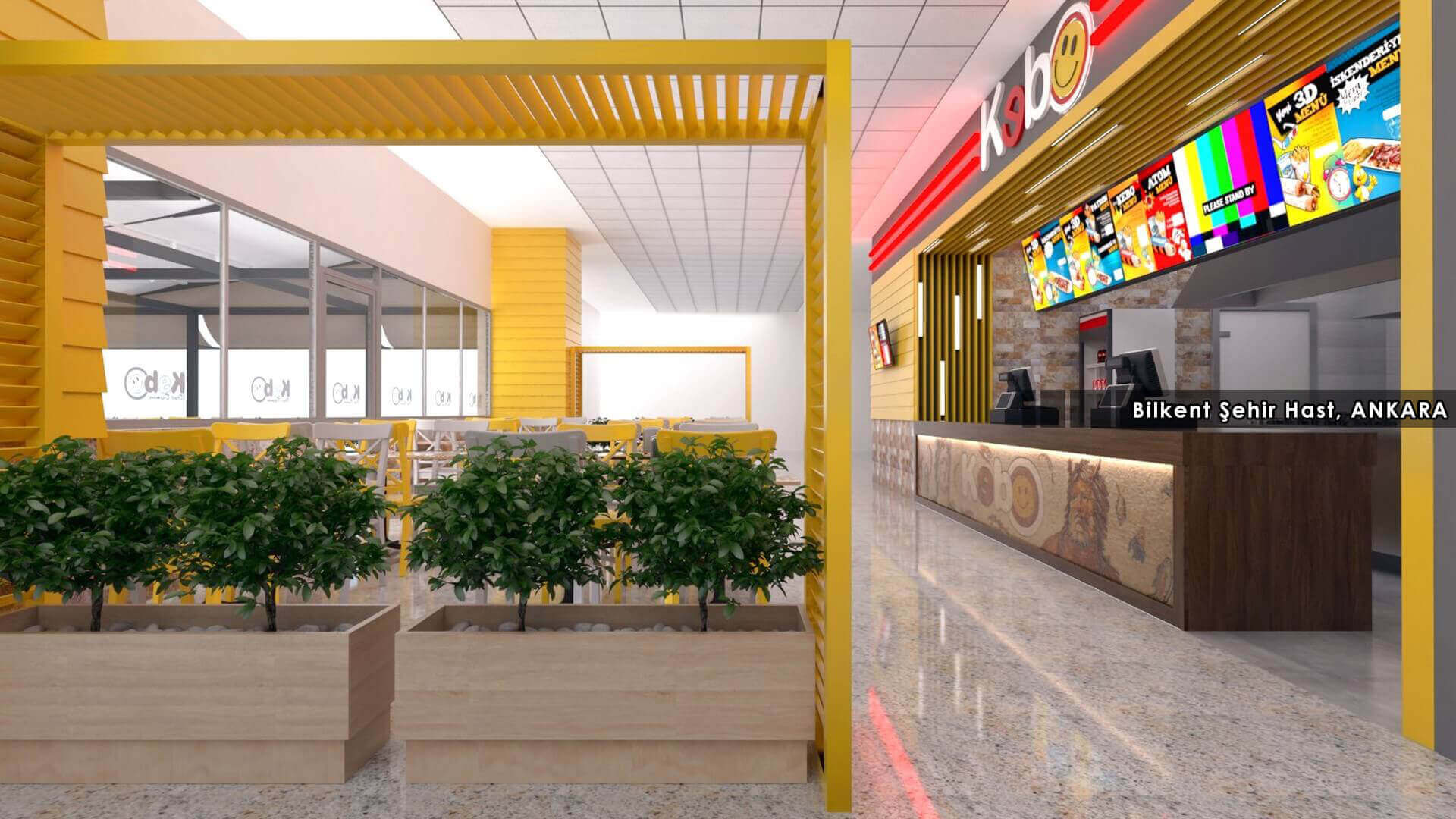 restaurant design 2128 Kebo 2018 Restaurants