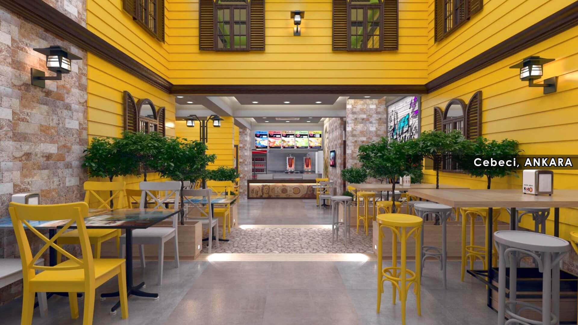 Türkiye Geneli 2129 Kebo 2018 Restaurants