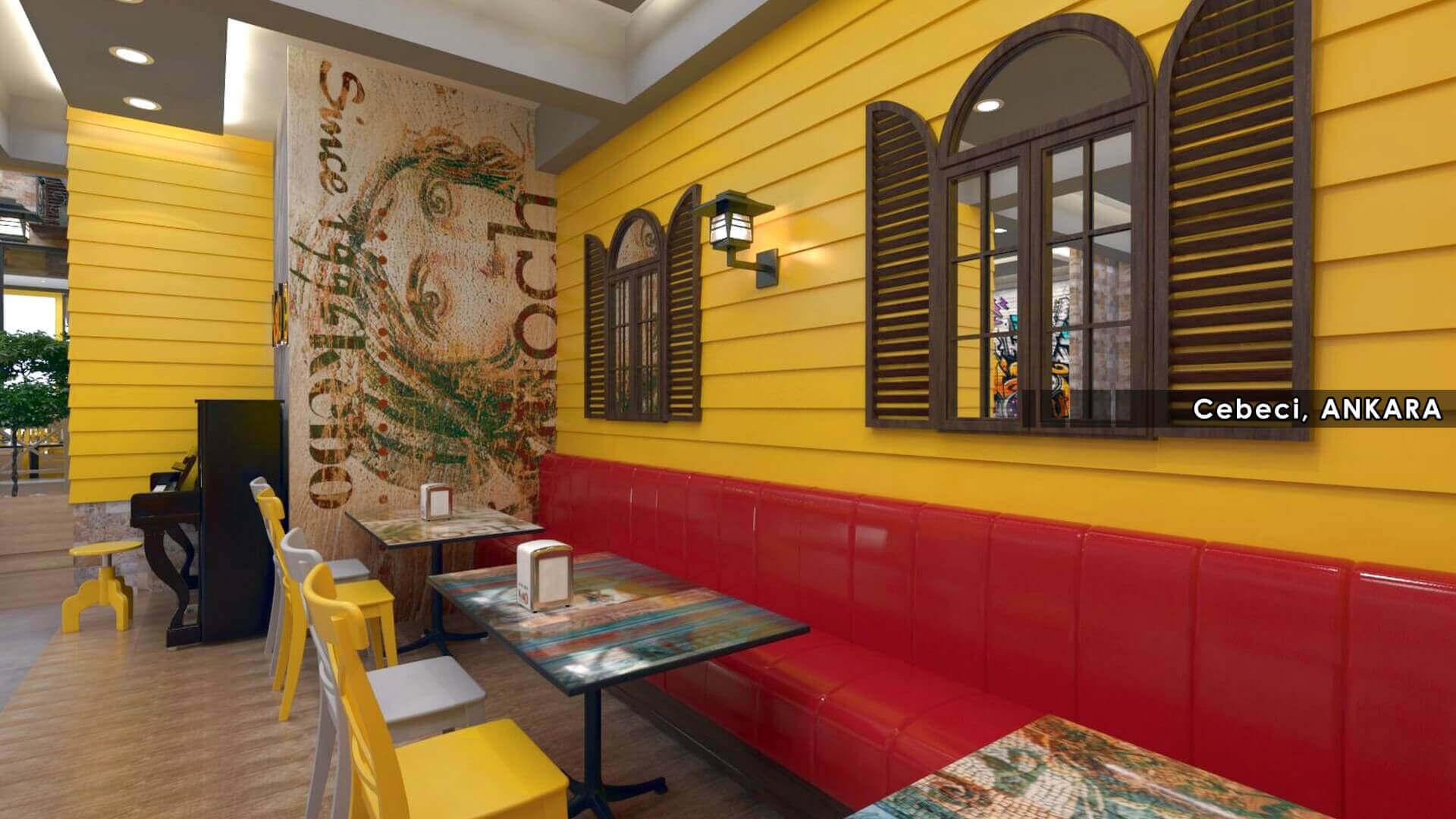 Restaurant design 2131 Kebo 2018 Restaurants