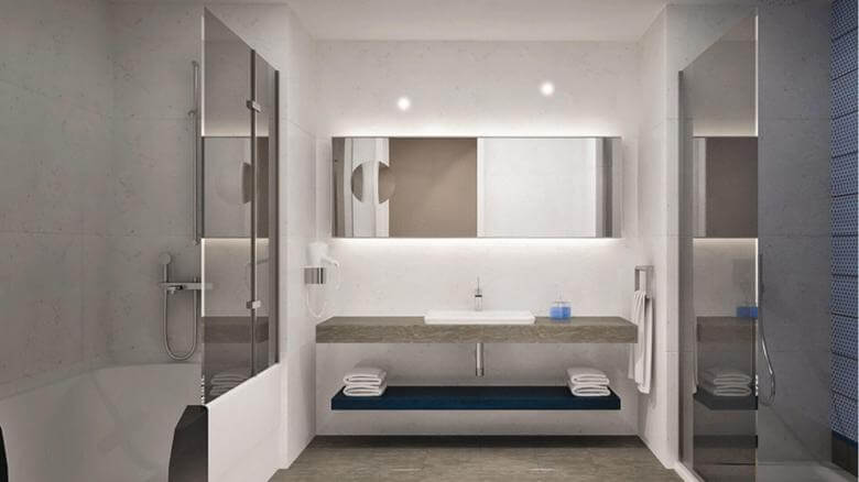 Lobby design 2140 Arbil Sheraton, IRAQ Hotels