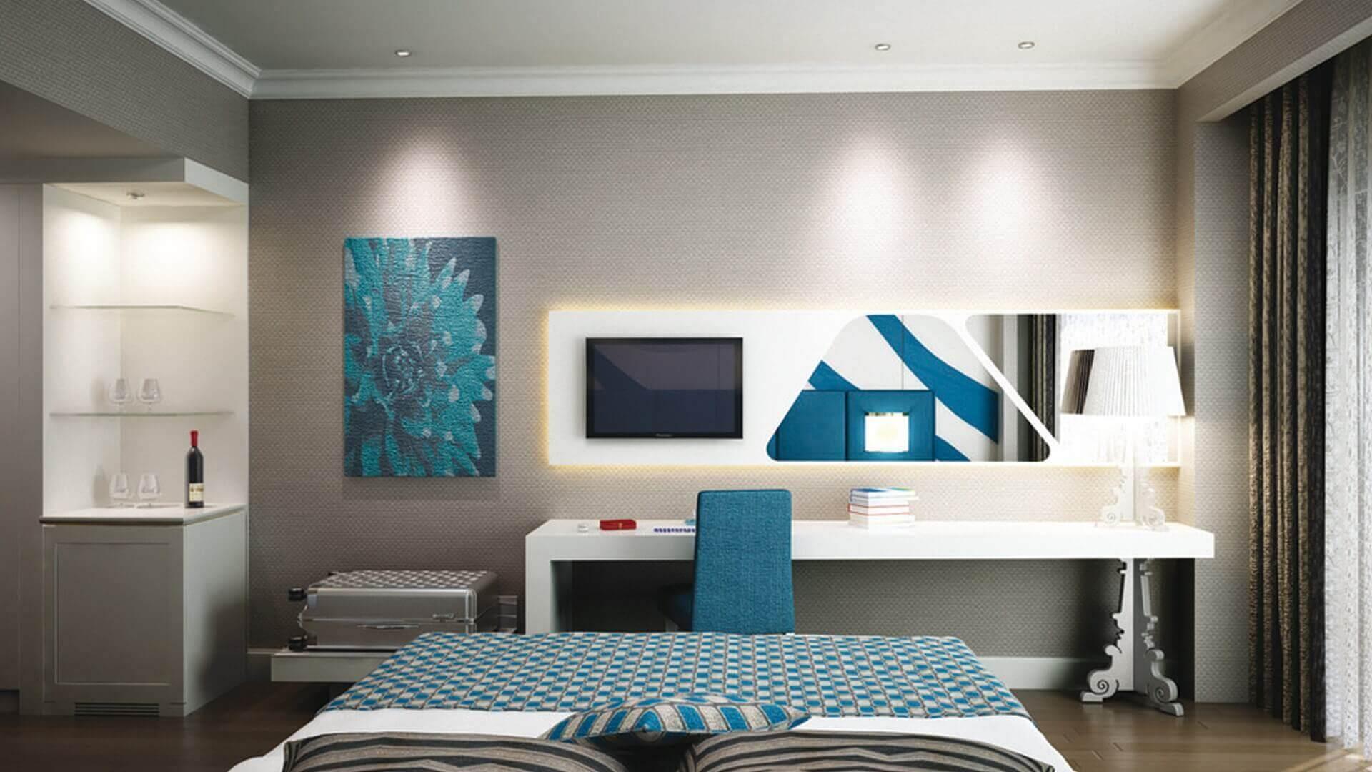 reception design 2144 Arbil Sheraton, IRAQ Hotels