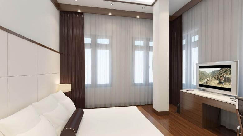 hotel architect 2145 Oz Orman-Is Guesthouse Hotels
