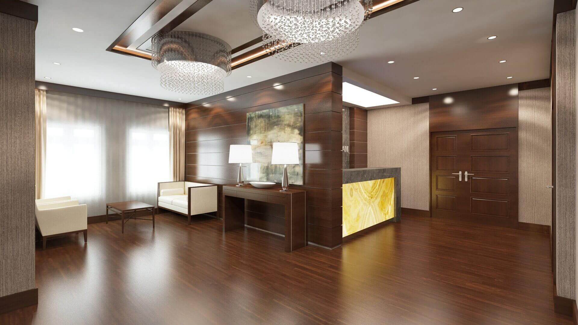 Lobby design 2148 Oz Orman-Is Guesthouse Hotels
