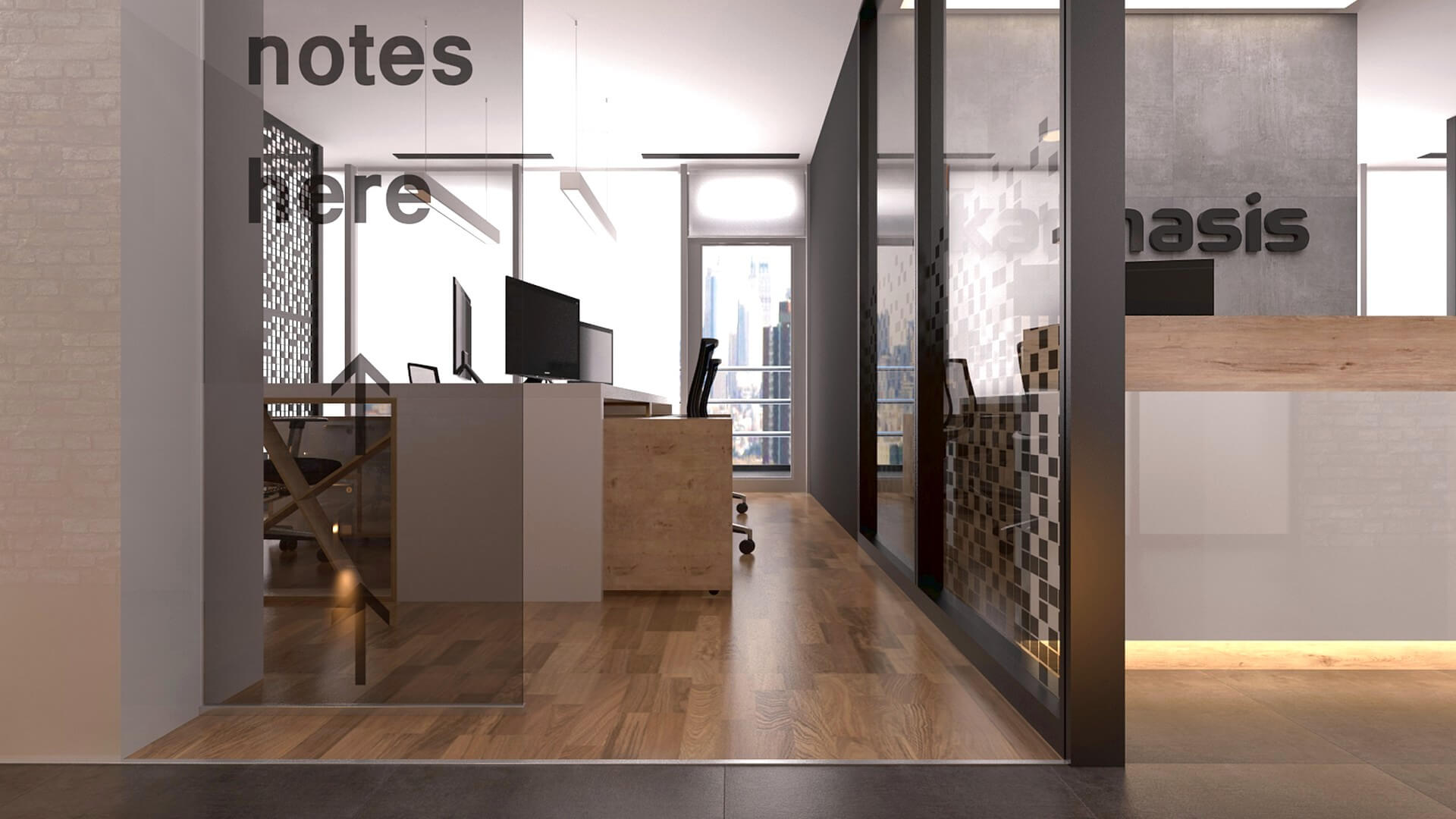 Karmasis Software, Offices