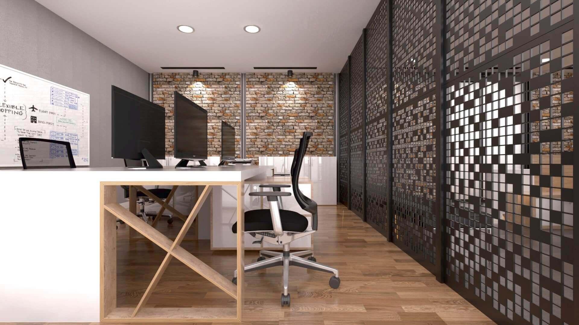 Ankara office architect 2171 Karmasis Software Offices