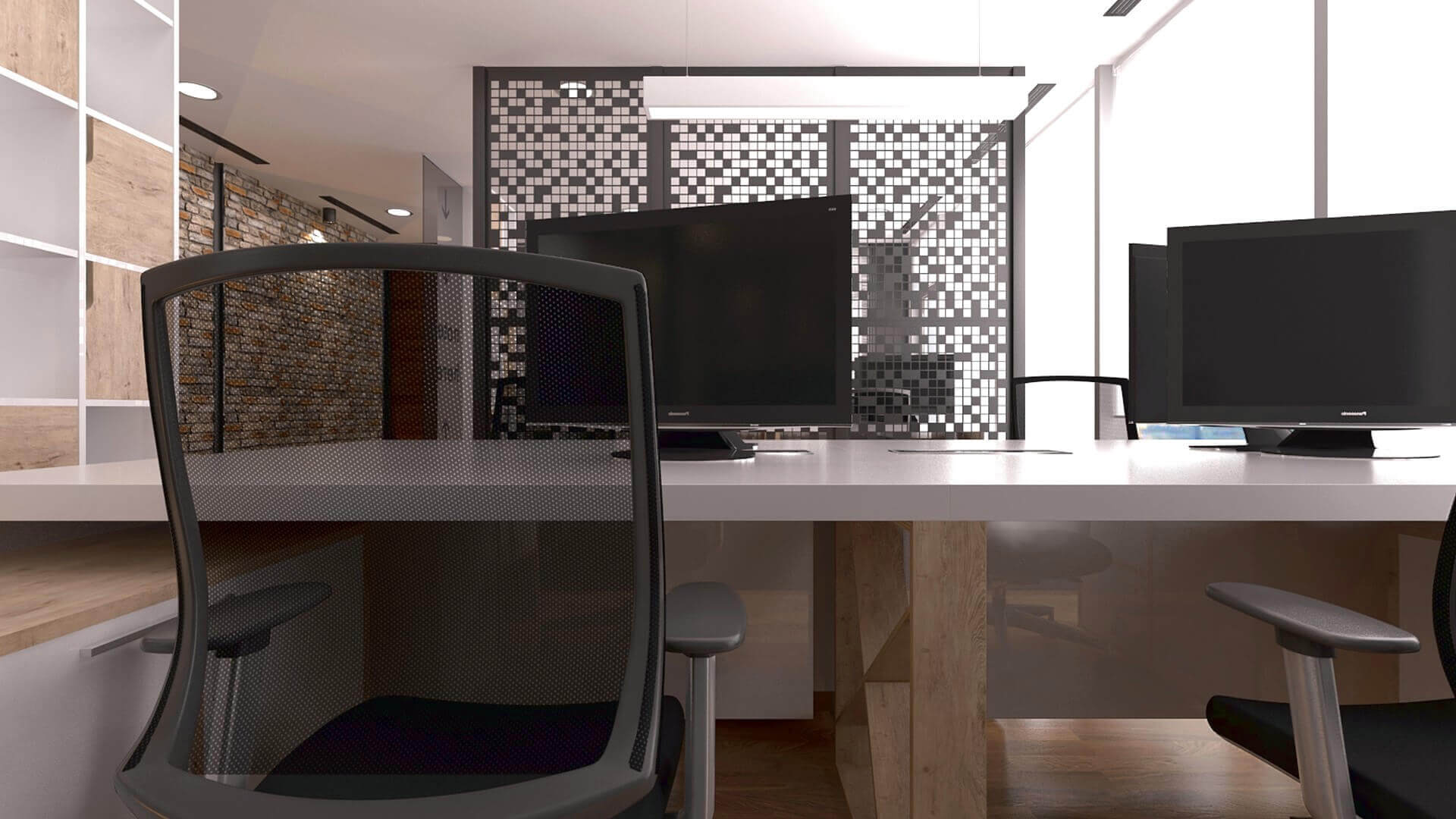 office project  2176 Karmasis Software Offices