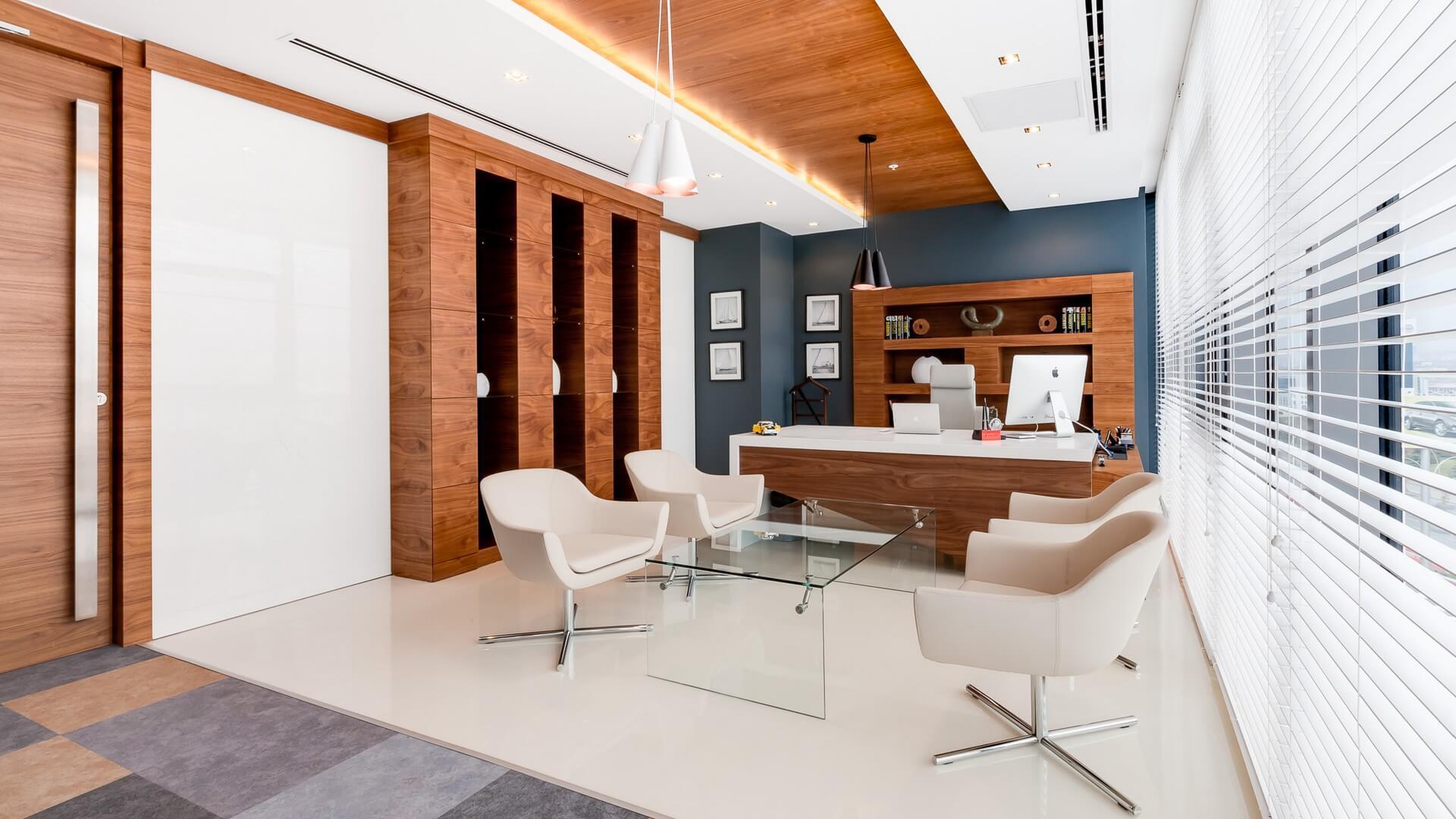 Office Interior Design Decoration Kronos  Consulting