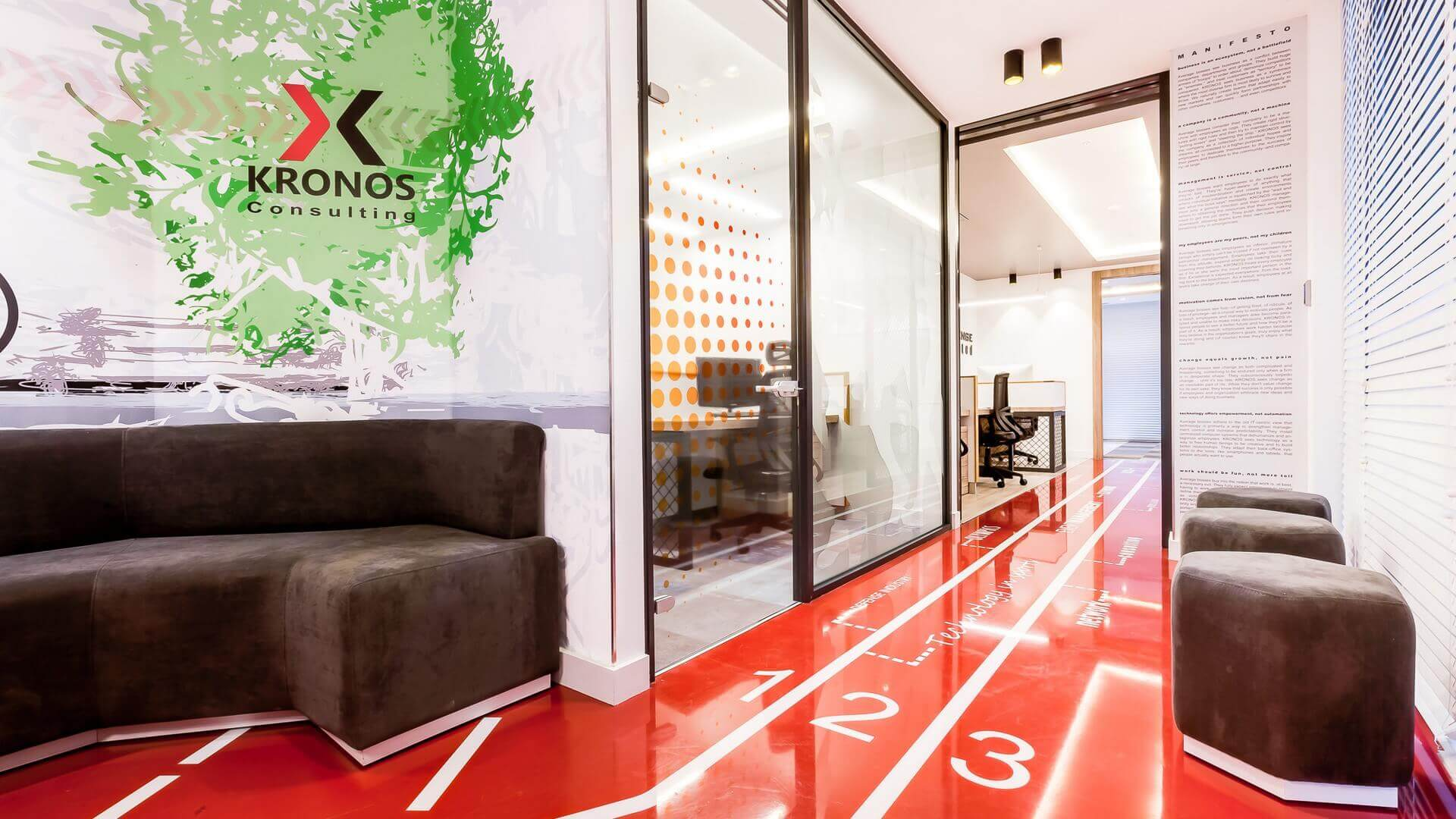 office design 2199 Kronos  Consulting Offices