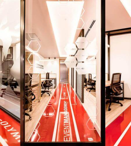 2203 Kronos  Consulting Offices