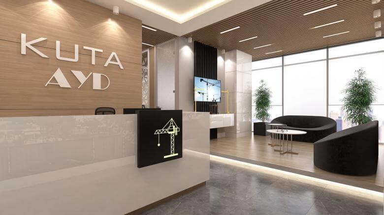 2219 Kuta Office Offices