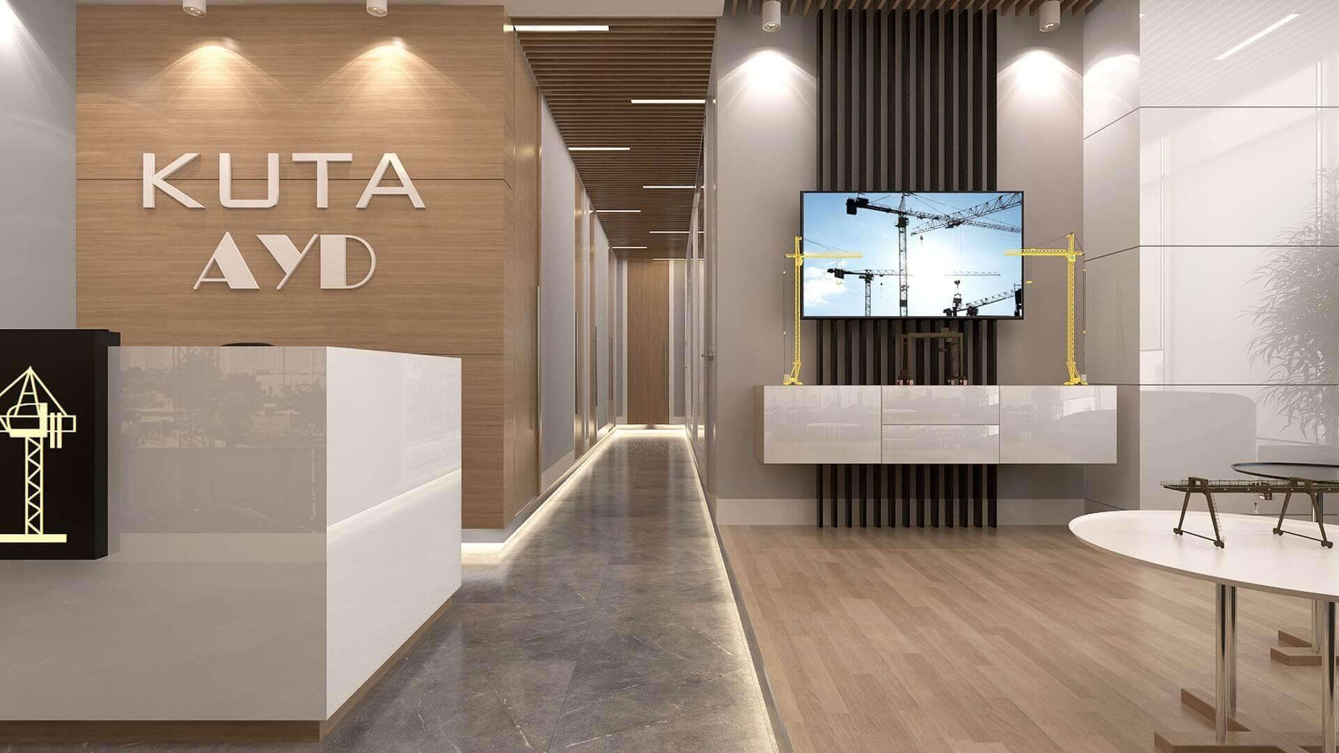 office design 2220 Kuta Office Offices