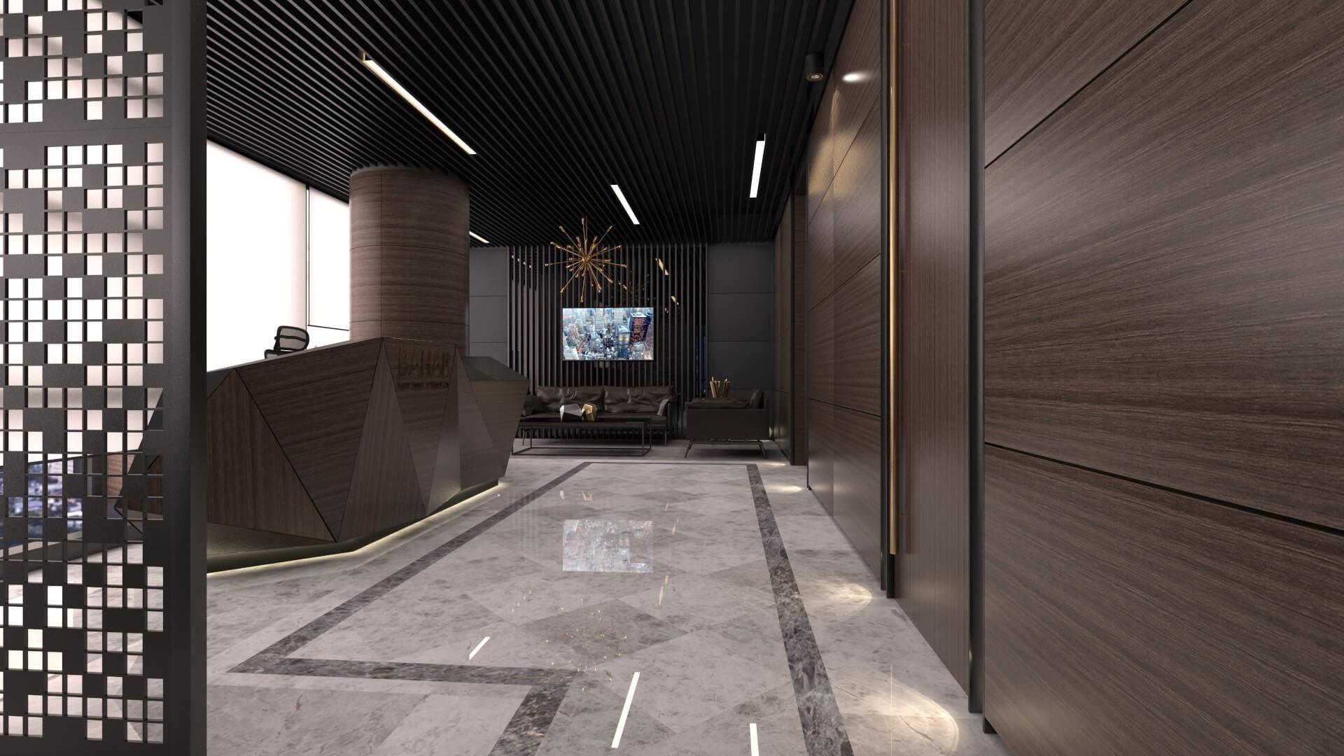 Bahar Construction, Offices