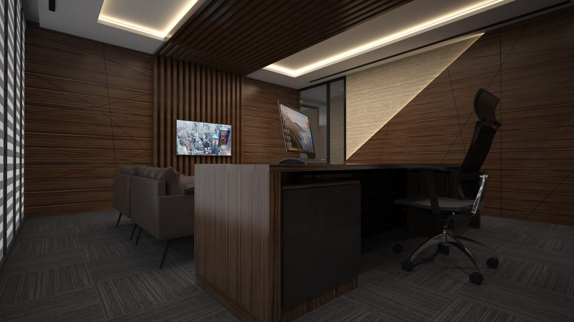 office design 2286 Baysal Law Office Offices