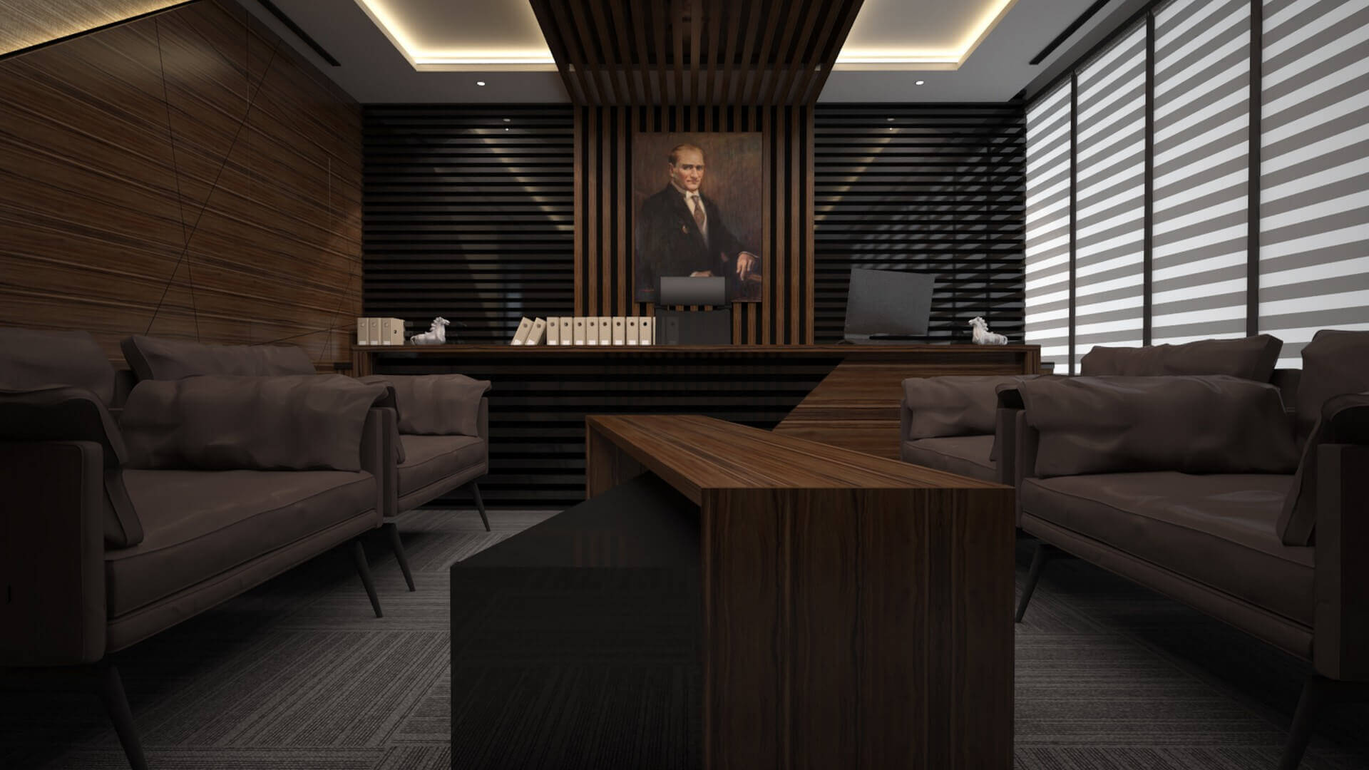 office design 2295 Baysal Law Office Offices