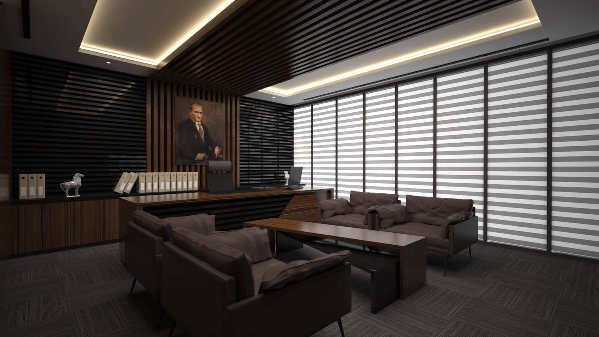 office project  2296 Baysal Law Office Offices