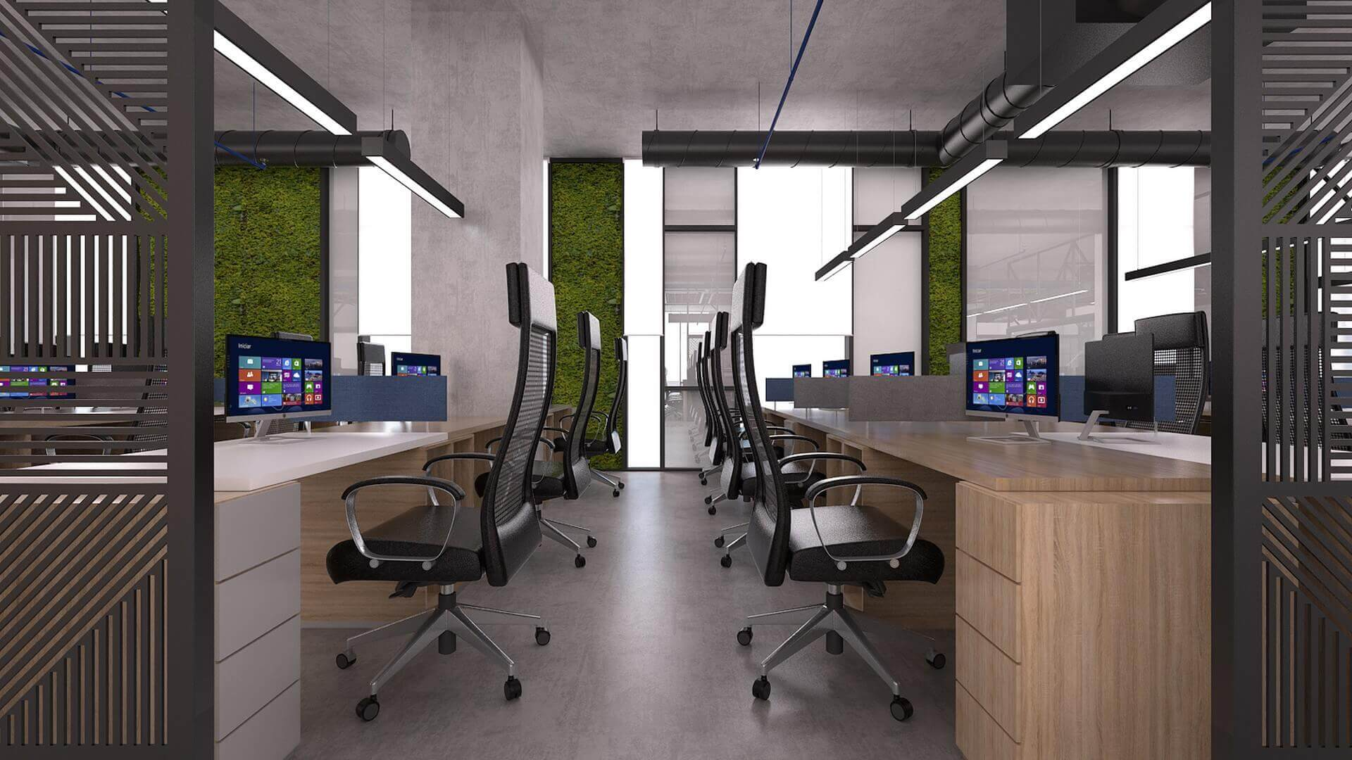Ankara office architect 2301 Private Project Offices