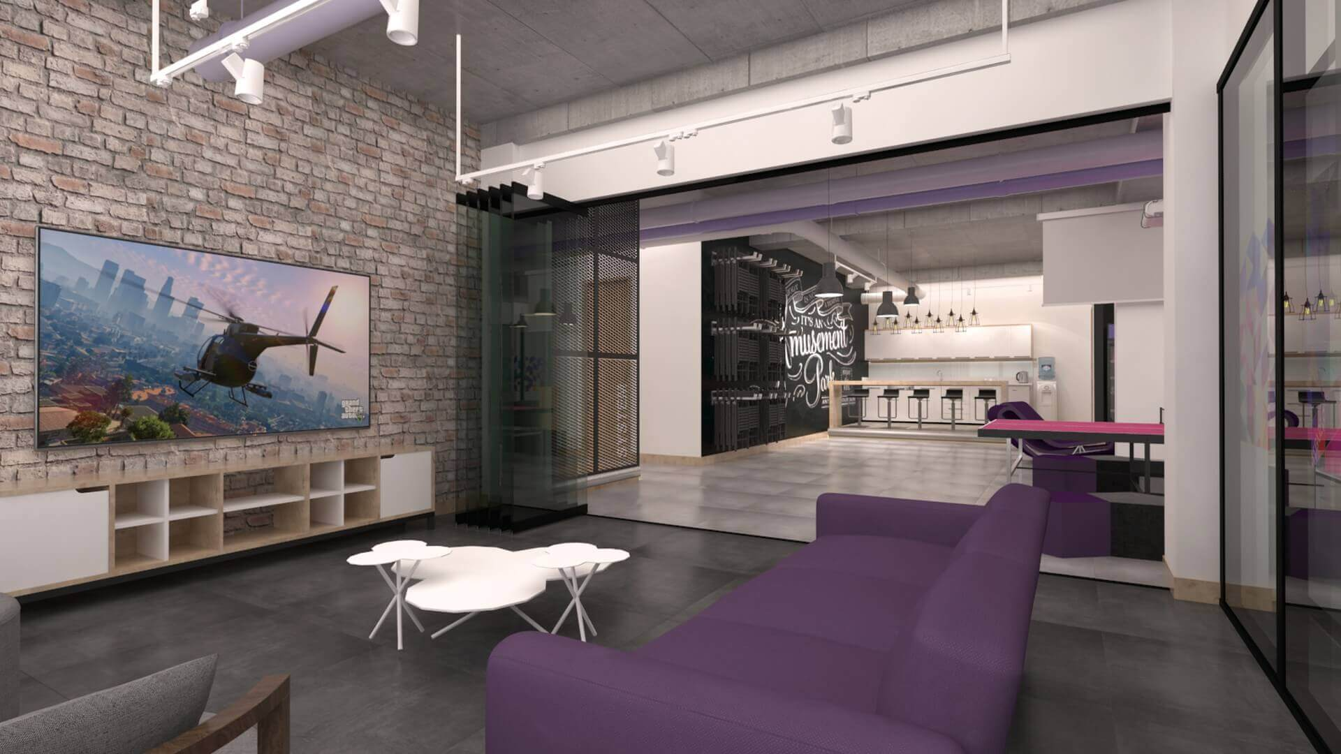 office design 2346 Connected2.me Office Offices