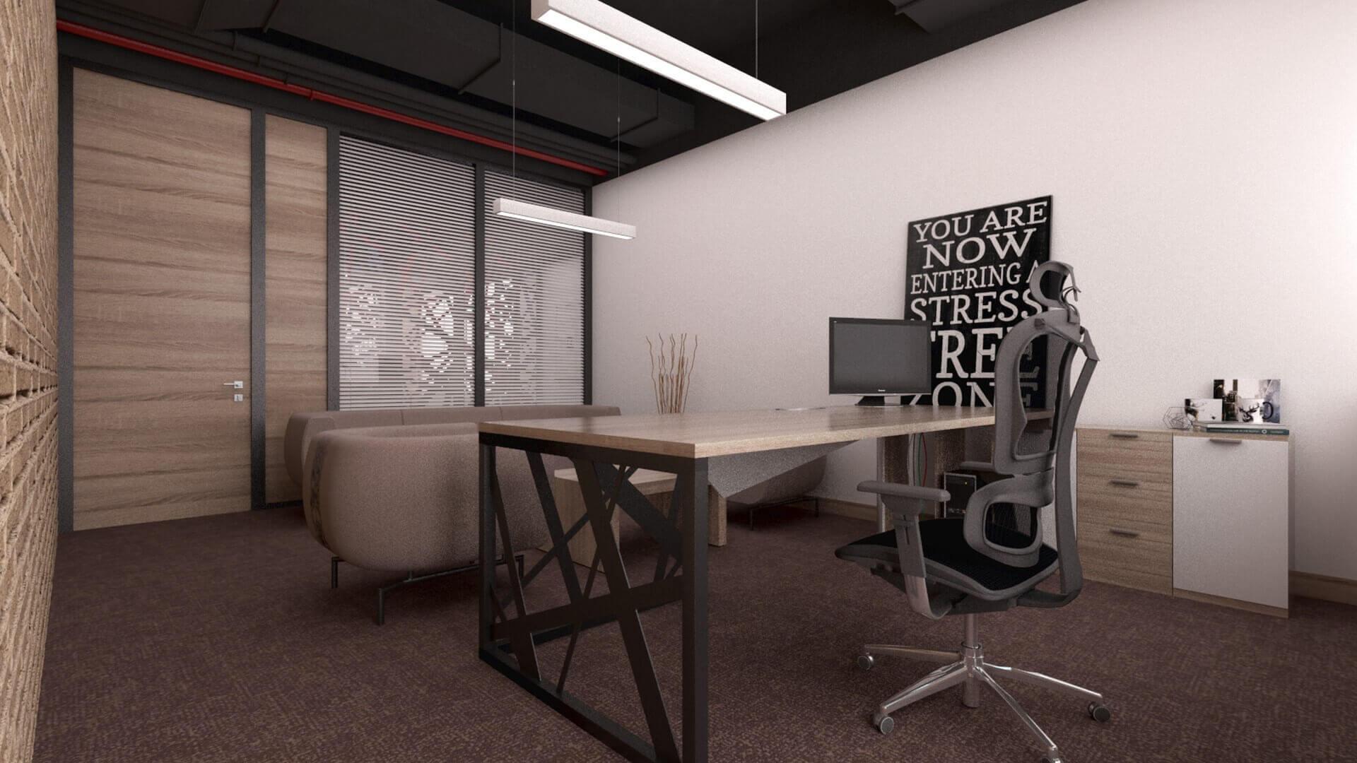 office design 2376 CBKSoft Offices