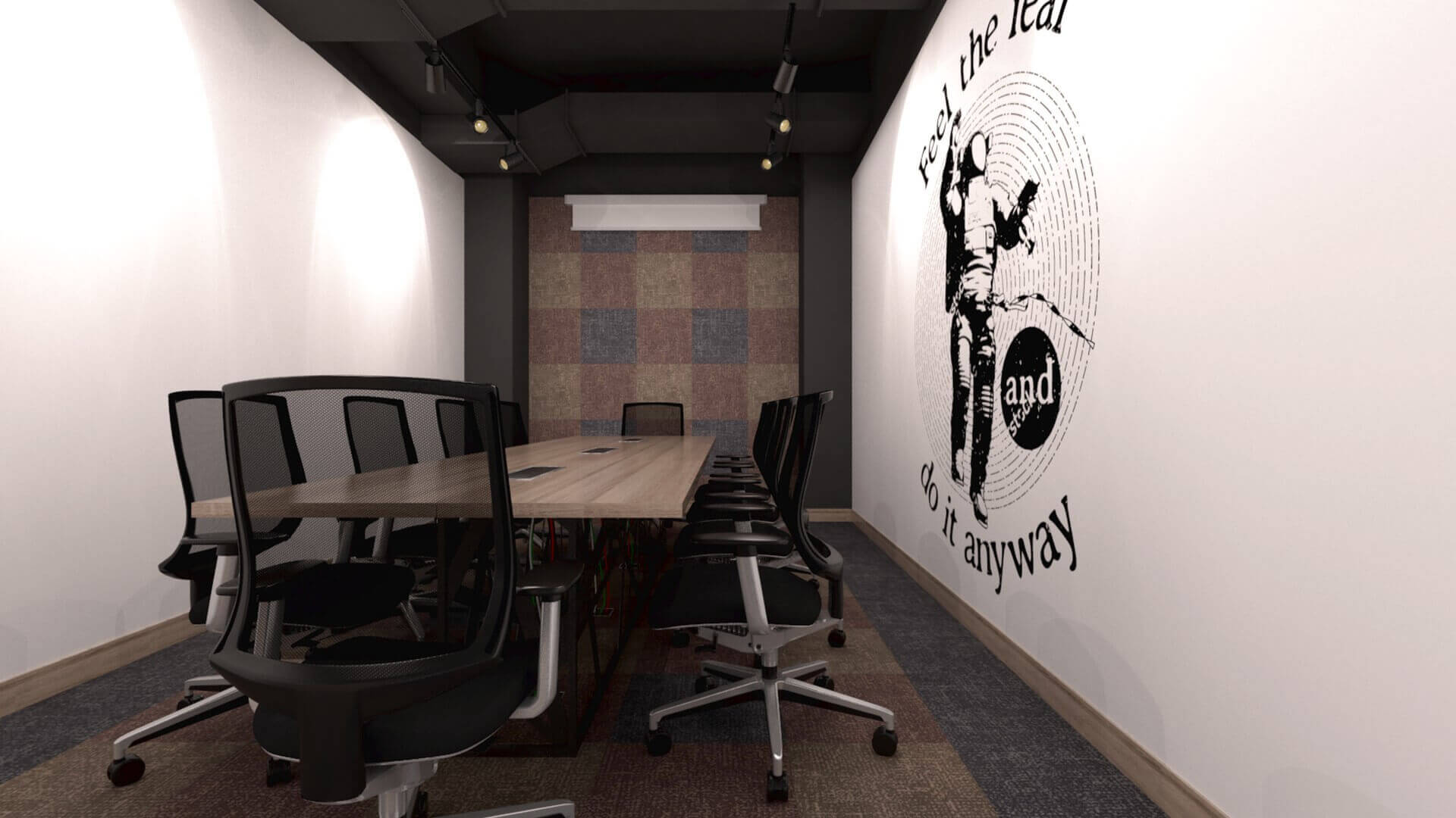 office design 2385 CBKSoft Offices