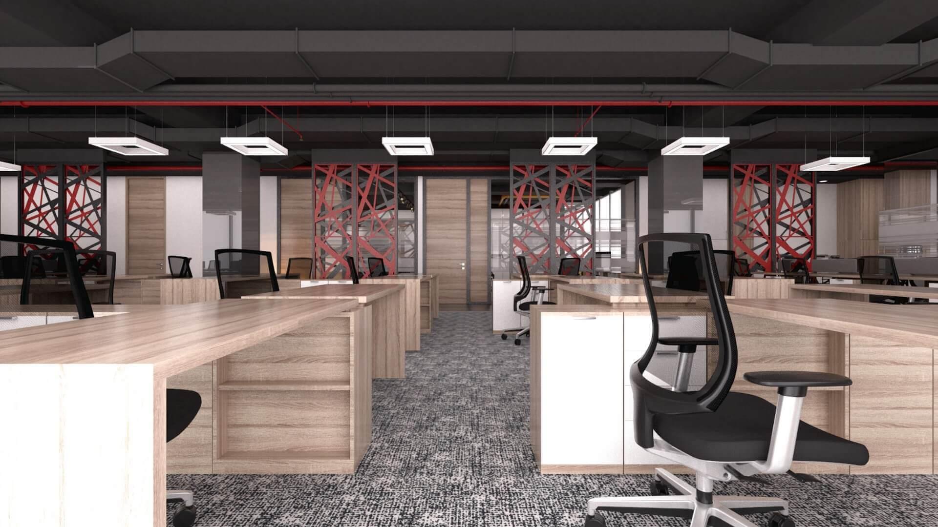 office decoration 2390 CBKSoft Offices