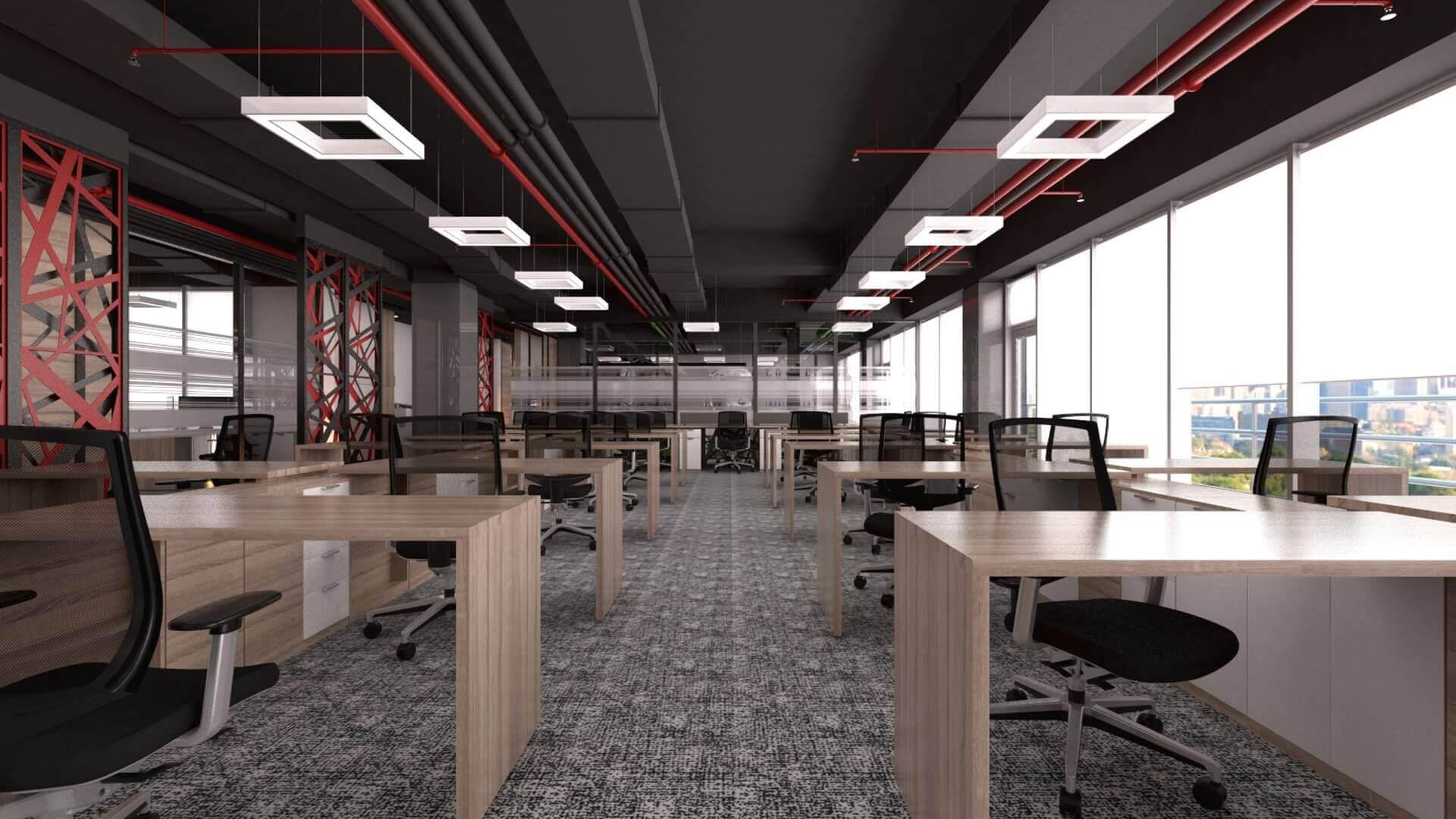 Cyberpark 2393 CBKSoft Offices