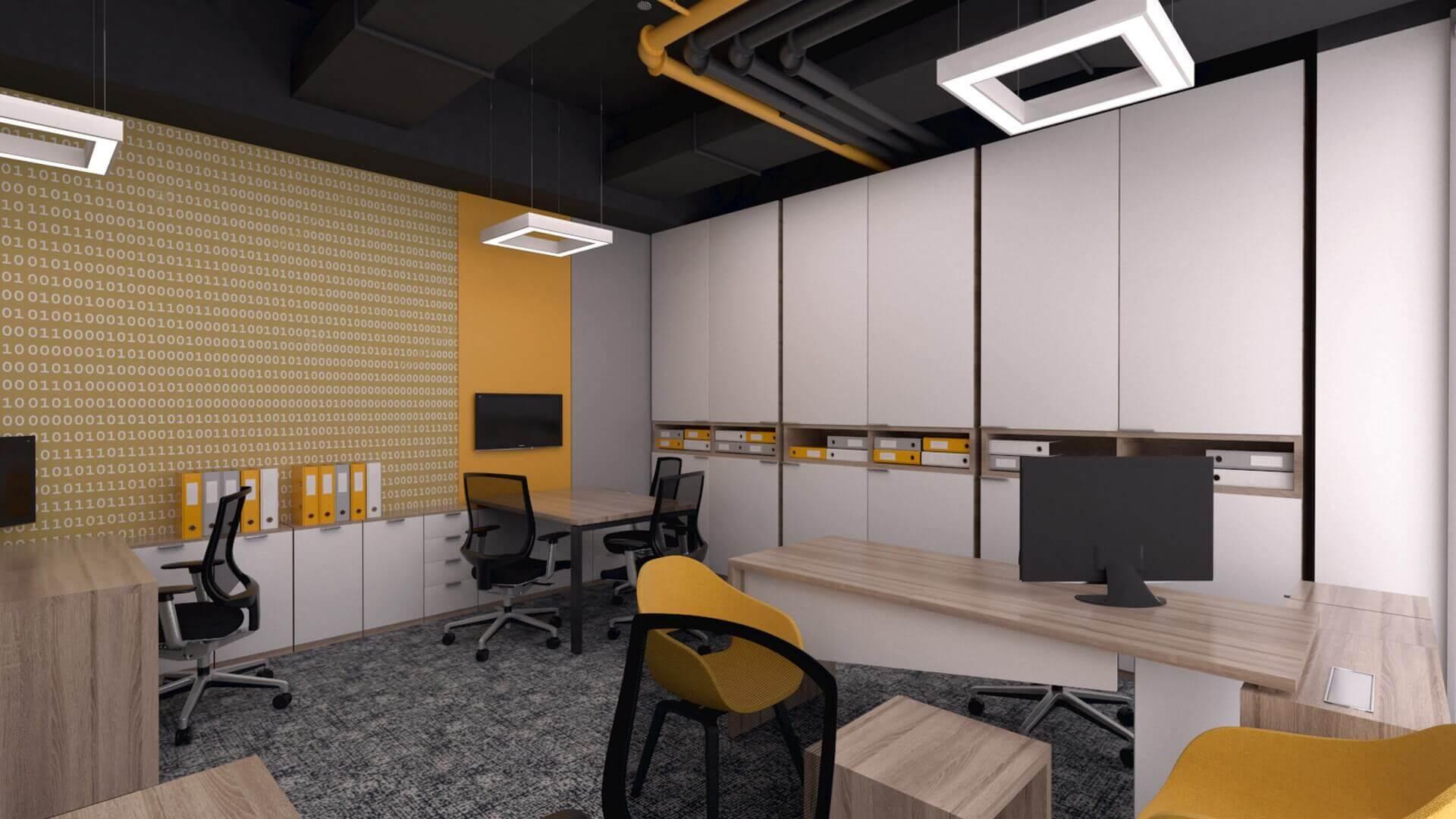 office design 2400 CBKSoft Offices
