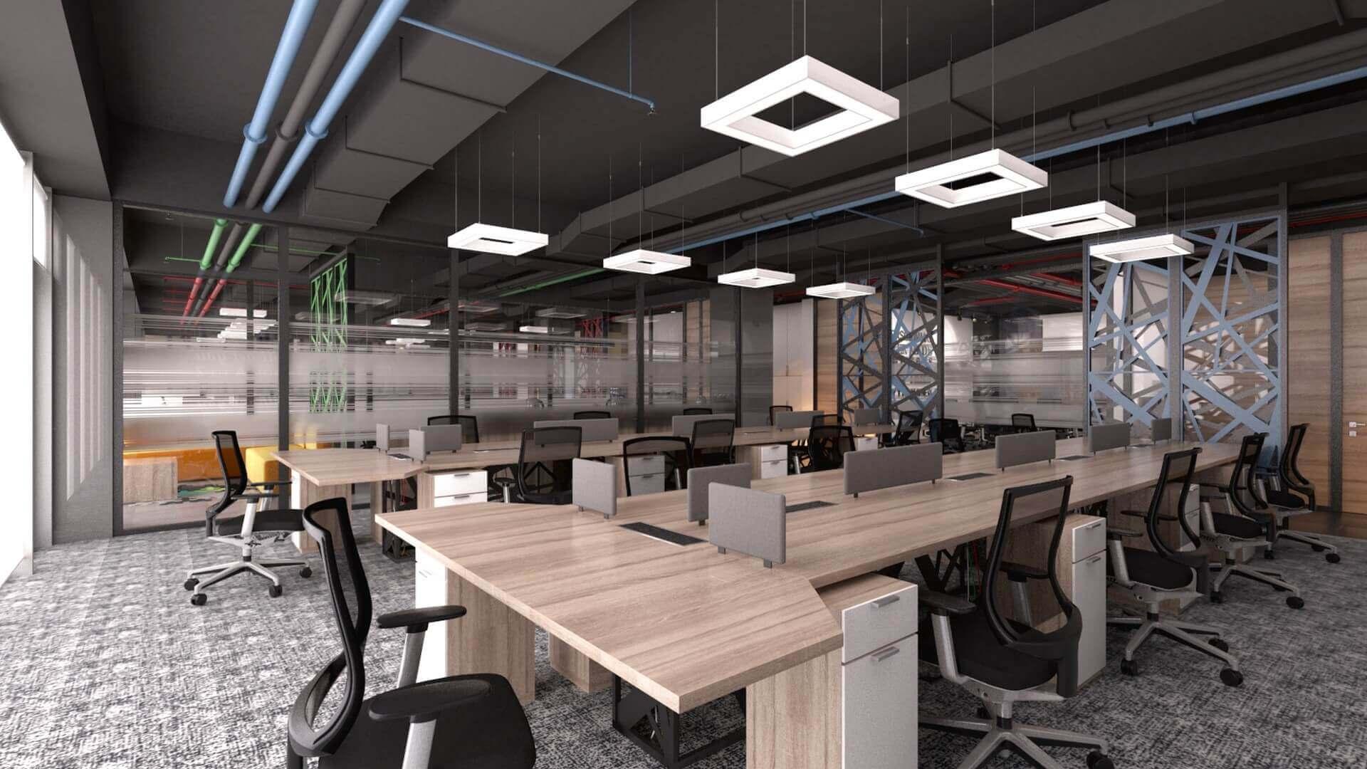 office decoration 2410 CBKSoft Offices