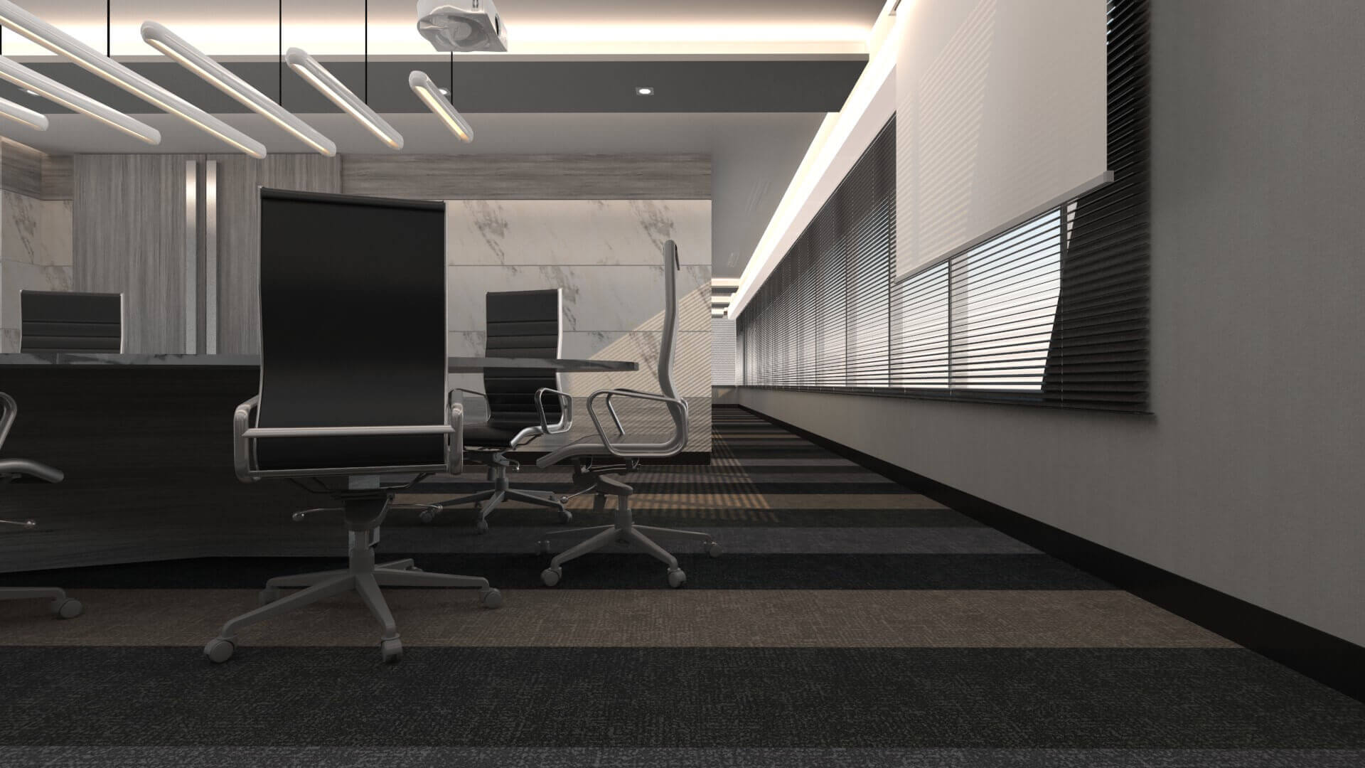office design 2430 Gisas Office Offices