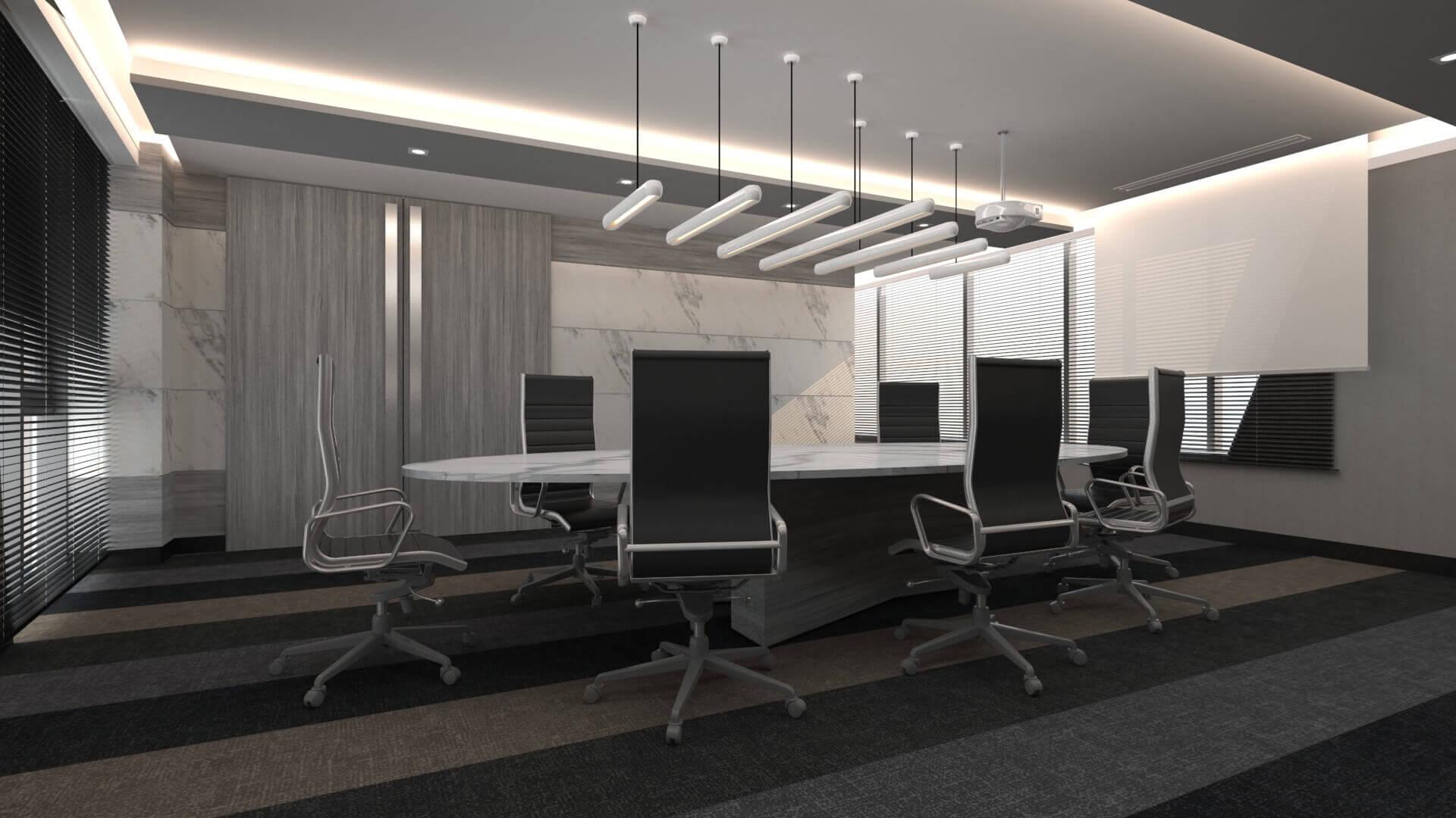Ankara office architect 2431 Gisas Office Offices