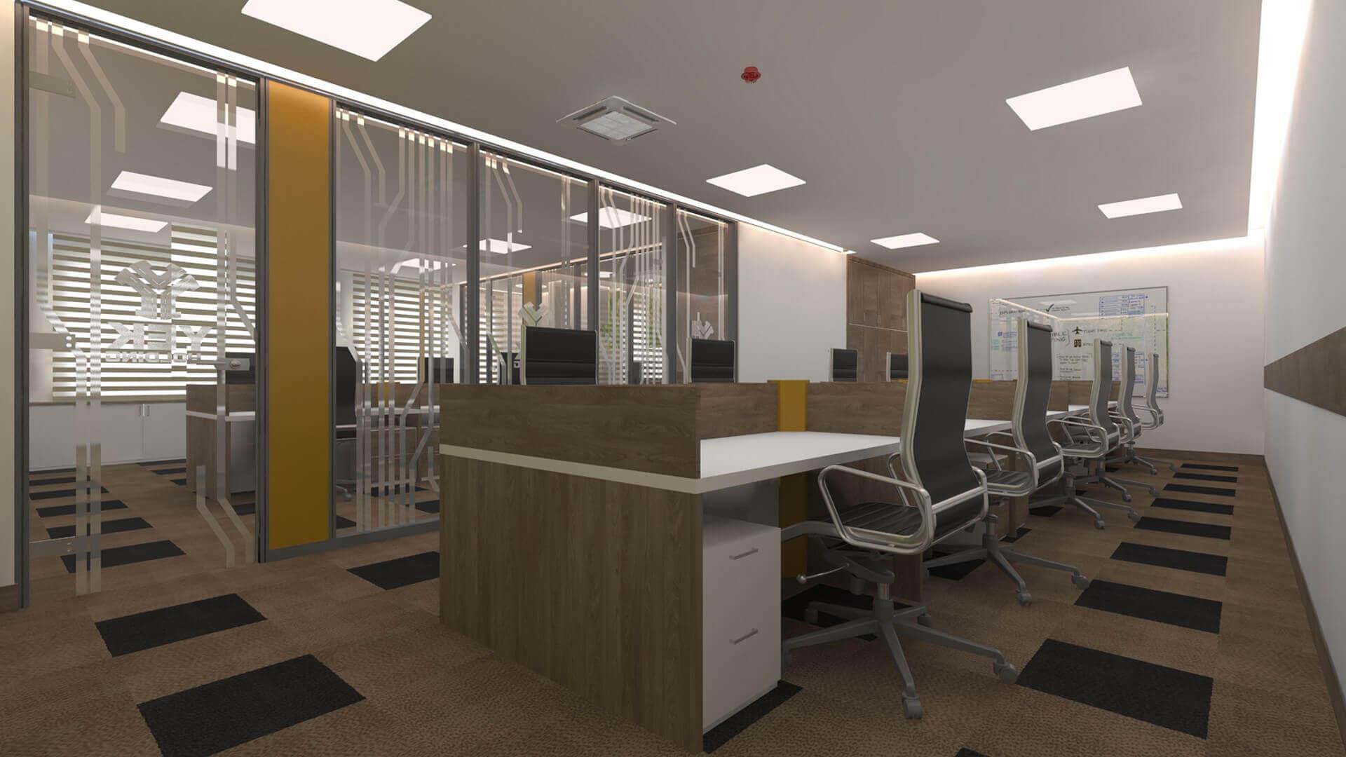 Ankara office architect 2441 Gisas Office Offices