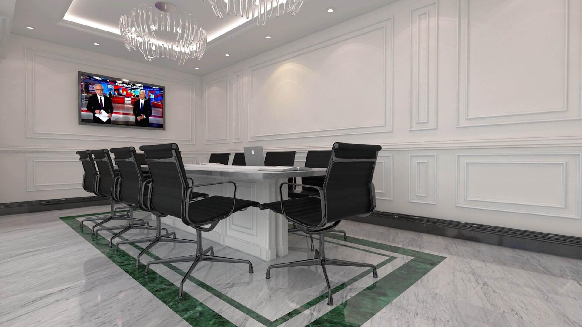 office design 2448 YEK Petrokimya Offices