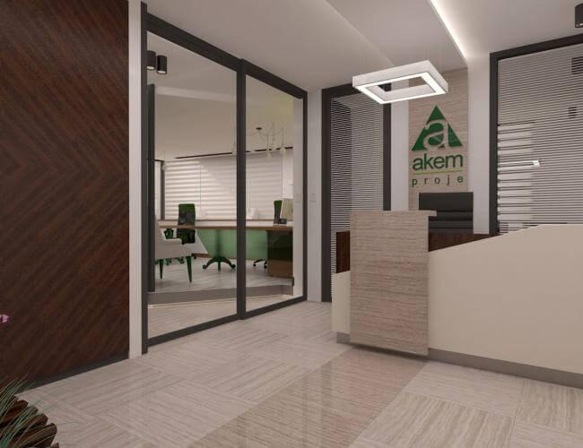 2481 Akem Real Estate Office Offices